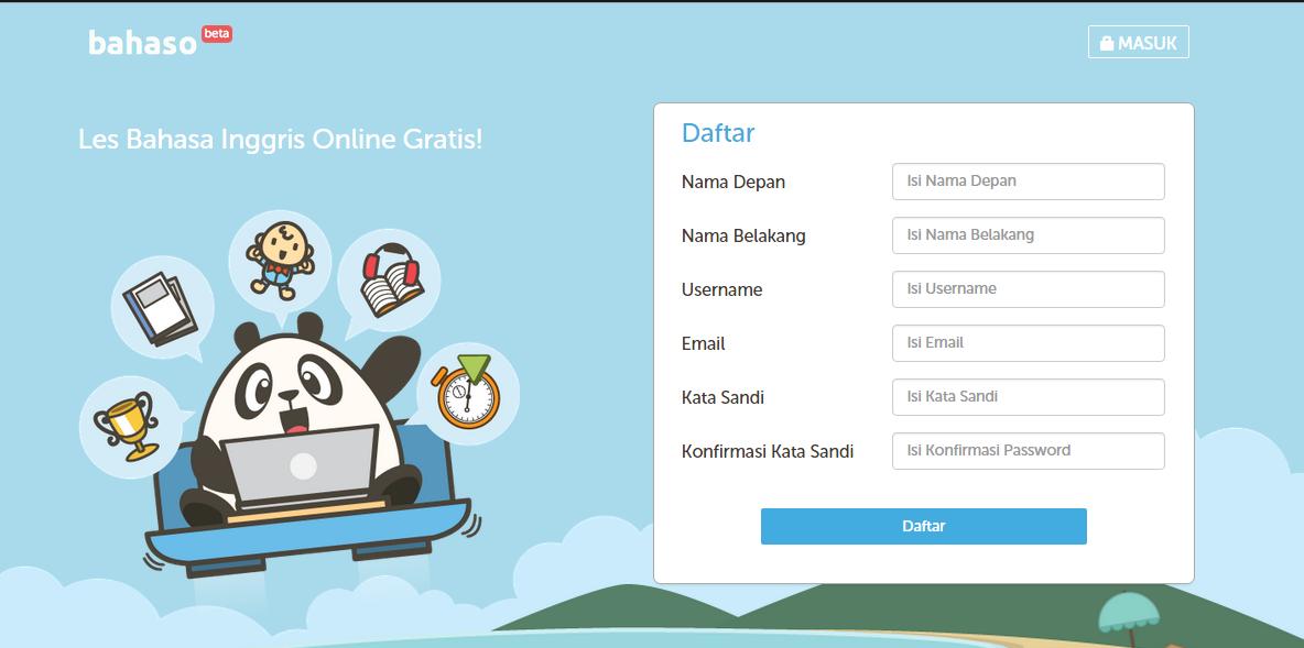 Bahaso.com : Situs Web Belajar Bahasa Inggris Online ...