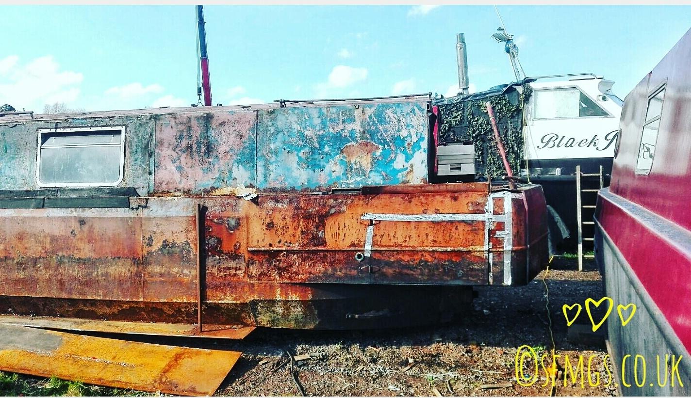 project boat restoration springer house boat