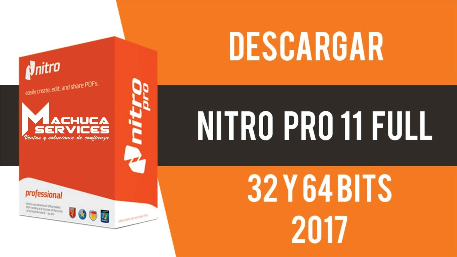 nitro pdf full descargar