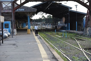 Arranca una ambiciosa reforma de la estación de trenes Rosario Norte