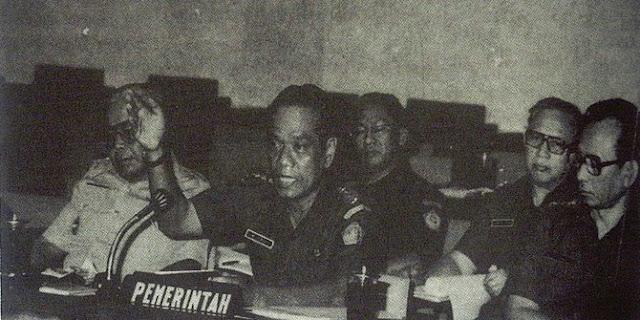 'Kesaksian' Jenderal M. Jusuf Soal Surat Perintah Sebelas Maret (Supersemar) yang Masih Misterius, Ada....