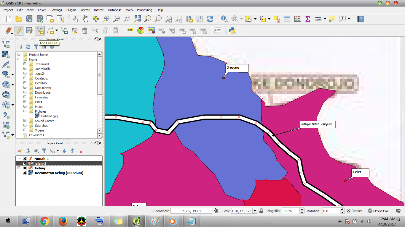 Tutorial/Cara Membuat Peta Menggunakan QGIS | PrijayaBlog