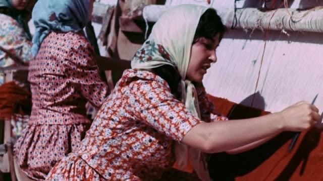 1953 yapımı ilk renkli Türk Filmi hangisidir?