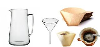 kahve filtresi - evde filtre kahve nasıl yapılır - KahveKafeNet