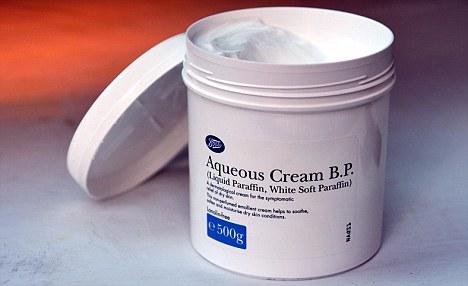 Beautiful Life by GreenSandy (濕疹專門店): Aqueous Cream 豬油膏濕疹惡化