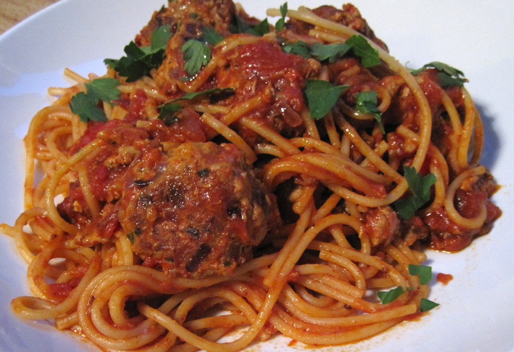 Tasty Meatballs for Pasta Sauce