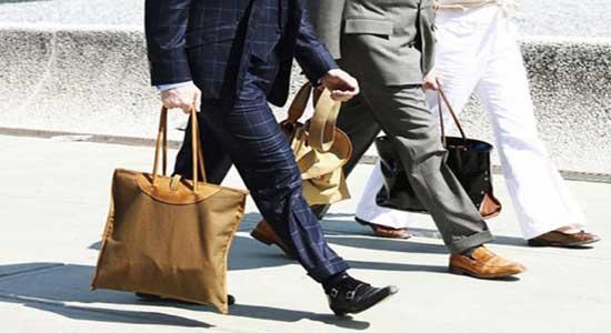 Model tas kerja Pria Terbaru