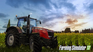 Farming Simulator 17, Holland BB 1290, Tractor