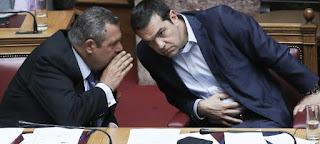 Καμμένος και Τσίπρας φοβήθηκαν να δημιουργήσουν θέμα στο ΝΑΤΟ;