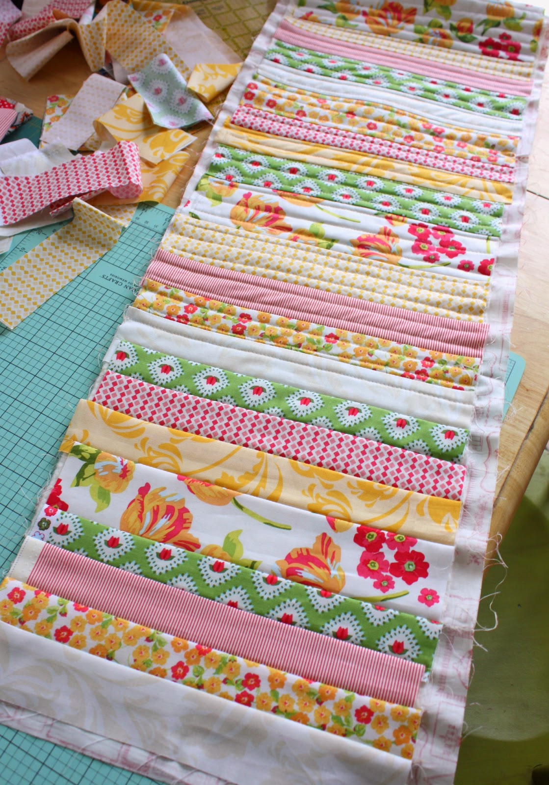 Floribella Fabric Pattern Jam Diary Of A Quilter A