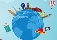 Logo ''Vinci una vacanza con Penny'': in palio voucher Alpitour e Italo
