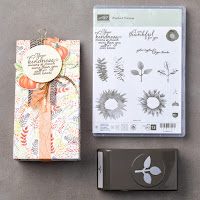 Save 10% when you buy the Painted Harvest Photopolymer Bundle by Stampin' Up!