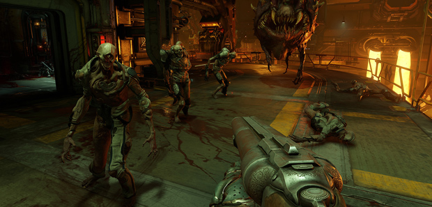 Doom Campaign Estimated to be 13 Hours Long