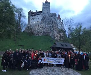 Viaje incentivos Reynasa a Transilvania