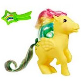 My Little Pony Skydancer 25th Anniversary Rainbow Ponies 3-Pack G1 Retro Pony