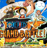 One Piece Grand Battle PS1