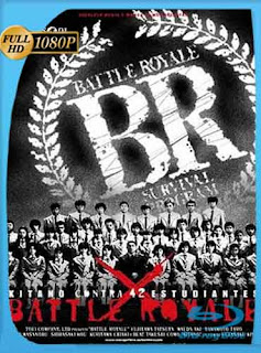 Battle Royale 2000 HD [1080p] Latino [Mega] dizonHD