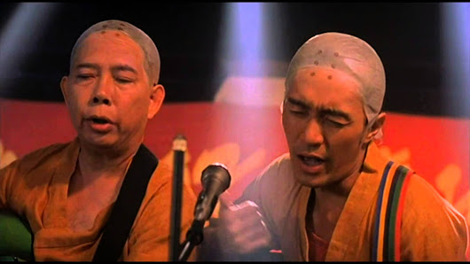 ::: ChiefChapree.NET :::: [Music Monday CNY Edisyun]: That Shaolin Soccer Song...