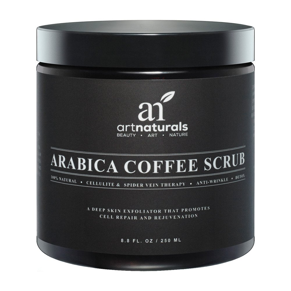 Review Art Naturals Arabica Coffee Scrub Arabicacoffeescrub Supreme Cellular Multipurpose Backpack This All Natural Was Made For The Reduction Of Cellulite And A Deep Exfoliation However It Works Wonders On Face Contains Dead Sea Salts