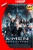 X-Men Apocalipsis (2016) Latino HD BDRIP 1080P - 2016