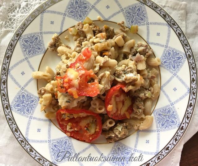 #food #recipe #mincedbabylamb #casserole #macaroni #makaronlaatikko #maailmanparasmakaronilaatikko #ruokaresepti #kotiruoka
