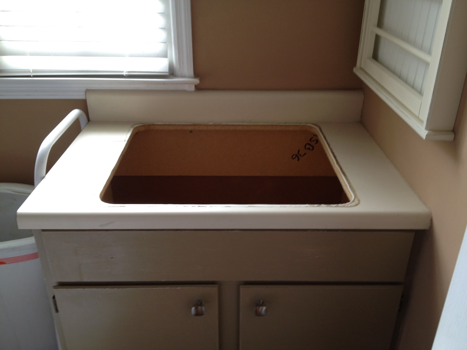 Casalupoli Laundry Room Update The
