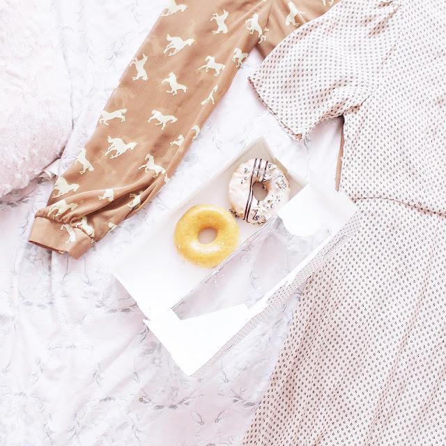 Pastel blog photo diary