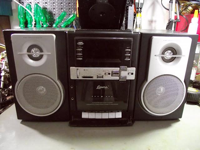 Micro System Lenoxx MC-252