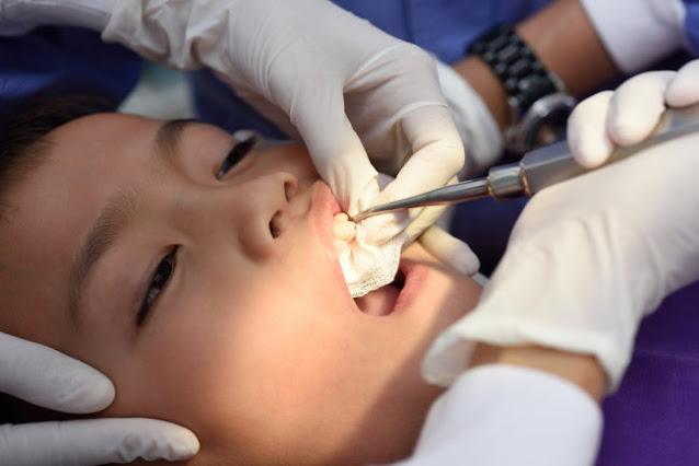 Hal Pertama Harus Anda Lakukan Pada Anak yang Sakit Gigi