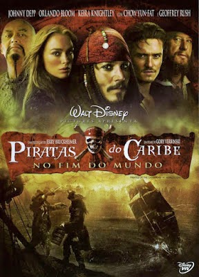 Piratas do Caribe 3 – No Fim do Mundo Dublado