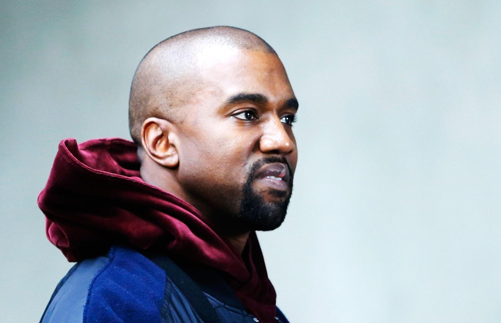 Kanye West Allegedly Back In Studio.