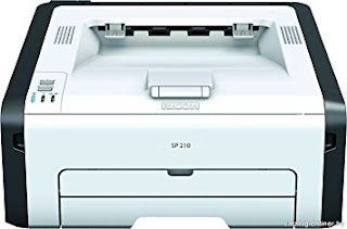 Ricoh SP 210 Black and White Laser Printer Driver Download