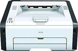 Ricoh SP 210 Black and White Laser Printer Driver Download