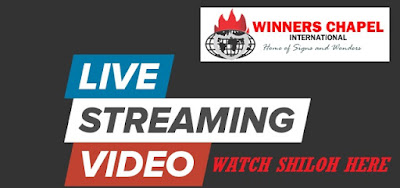 Shiloh 2017/2018 Winners Chapel Live Broadcast | Video Streaming and Telecast