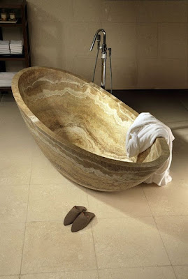 อ่างอาบน้ำหิน