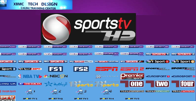 Download New LiveSports apk-Free Live Sports For IPTV- Kodi-XBMC