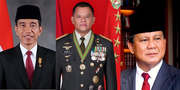 Mengapa Gatot Nurmantyo, Prabowo, dan Jokowi Penting untuk Indonesia?