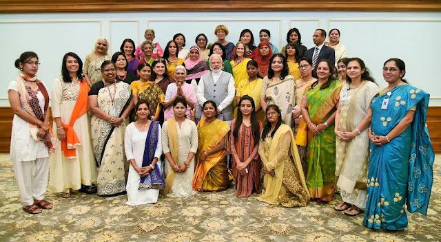 Ajmer, Rajasthan, Nari Shakti Award, PM Narendra Modi, New Delhi, PM House