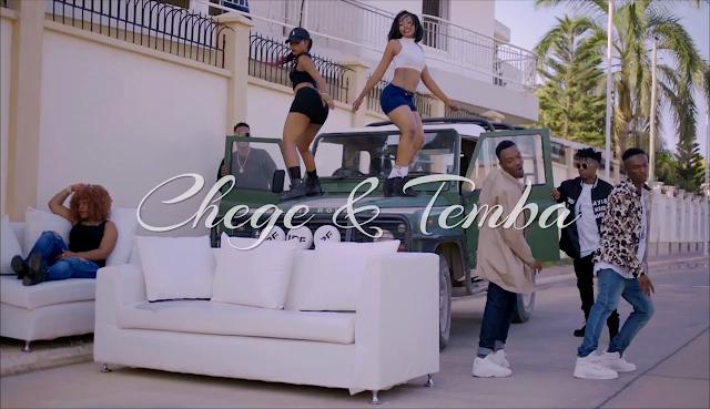 VIDEO | Chege Temba Ft  Emmy Wimbo - Go Down | Watch