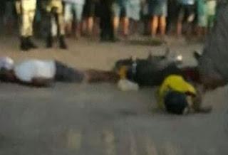 Jovem é assassinado a pedradas e pauladas em Campina Grande