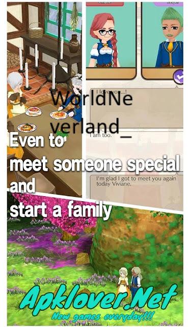 WorldNeverland - Elnea Kingdom MOD APK