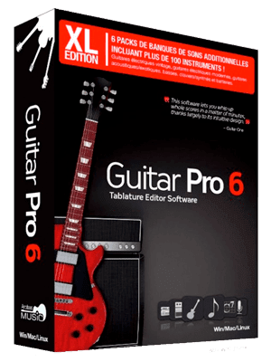 Arobas Music Guitar Pro Box Imagen