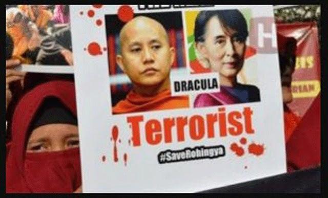 Aung San Suu Kyi Dapat Gelar Tokoh Islamofobia 2017