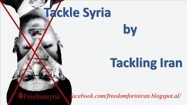 Tackle Syria by Tackling Iran