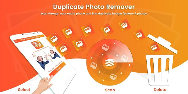 برنامج Duplicate Photos Remover للأندريد