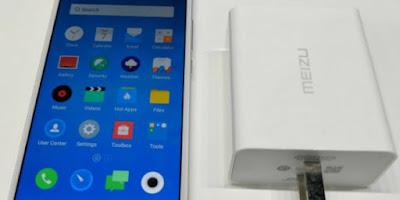 Super mCharge: H Meizu φορτίζει το κινητό στο 60% μέσα σε δέκα λεπτά