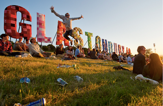 Glastonbury 2017 - All the info you need to survive this years biggest music festival!