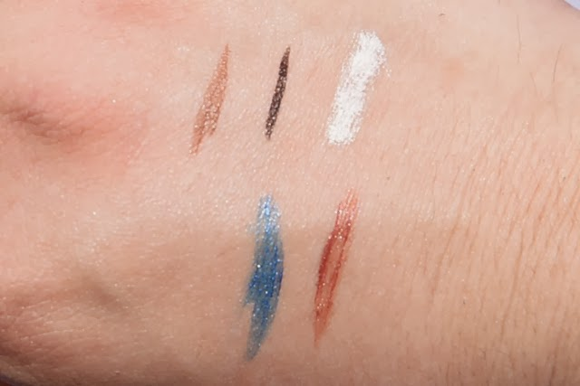 Creer Beaute Star Power Prism Eyeliner Swatch
