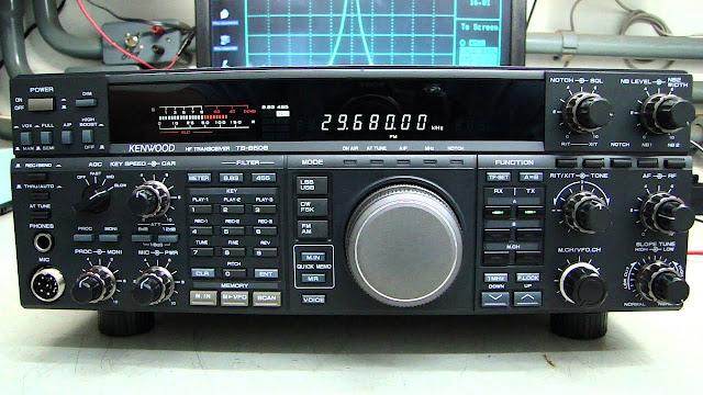 Kenwood TS-850S Digital