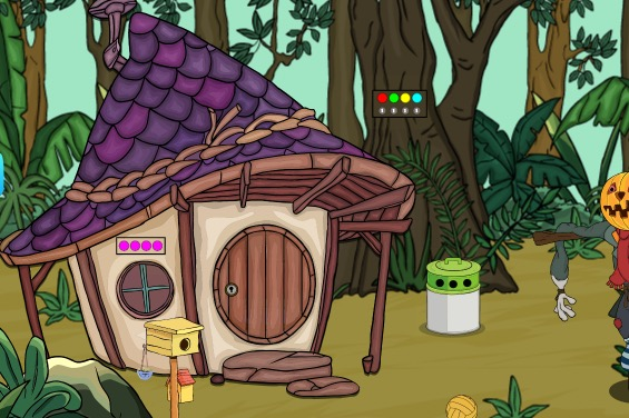 Play Games2Jolly Custard Apple House Escape